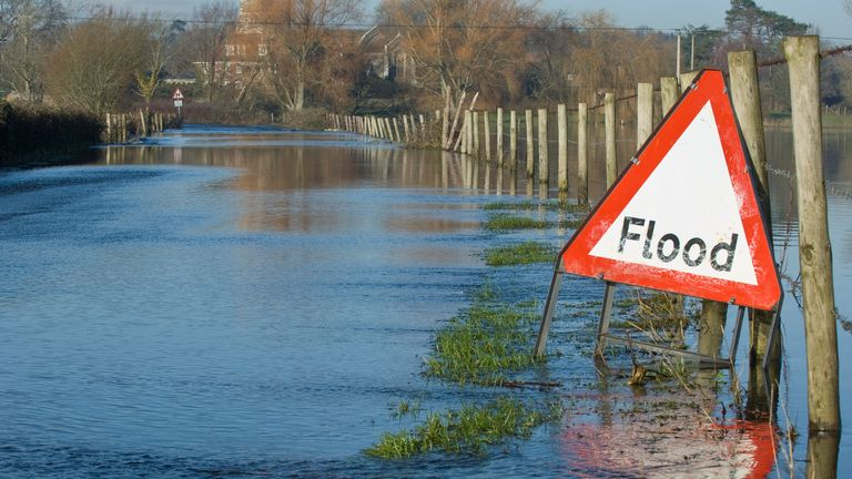 Unsettled weather and potential flooding may cause disruption