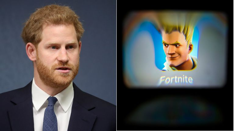 Prince Harry called for the popular game to be banned earlier this year