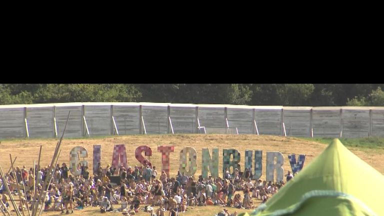 Glastonbury putting climate change front and centre of this year's gathering