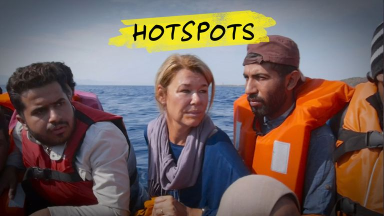 Inside the European refugee crisis