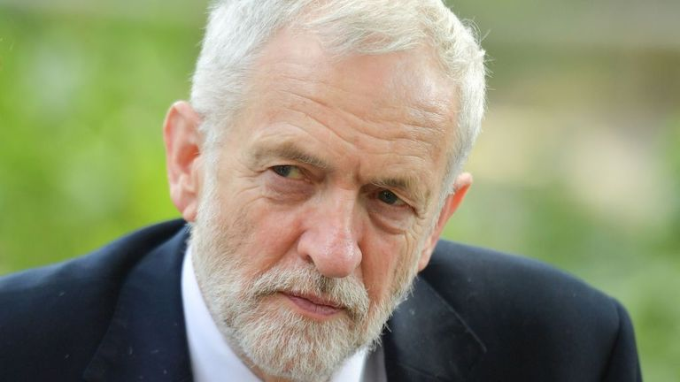 Jeremy Corbyn says he has never taken drugs
