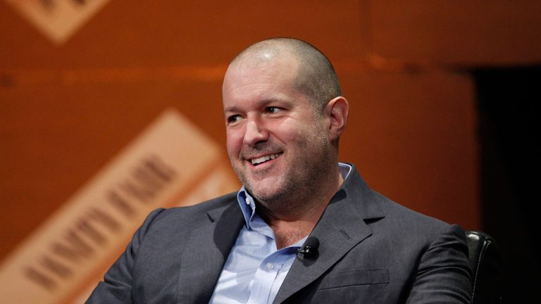 Jony Ive has left Apple where he worked as Chief Design Officer
