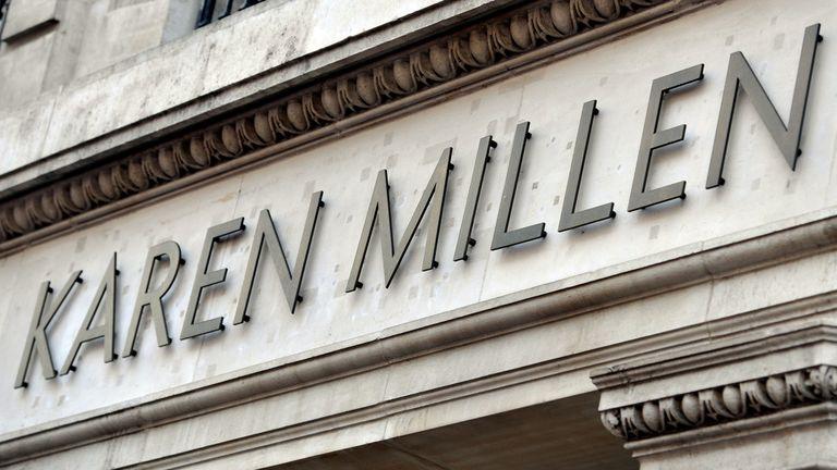 Karen Millen stores