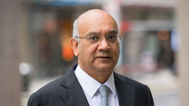 Labour National Executive Committee meeting Keith Vaz