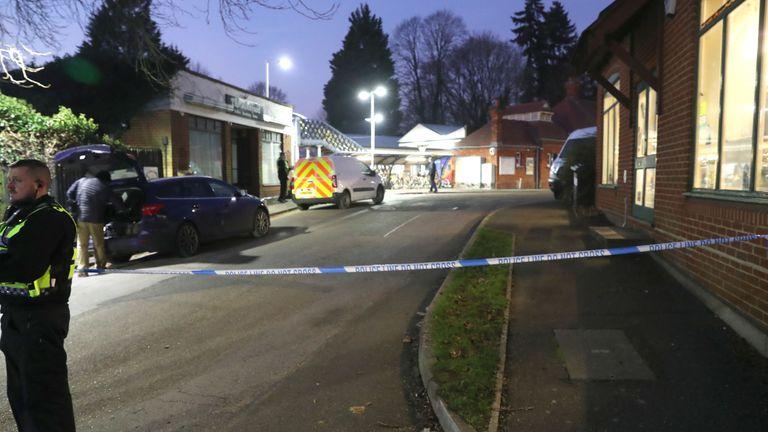 Surrey Train Stabbing Murderer Darren Pencille Jailed For