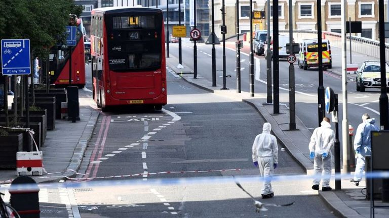 MI5 failed to investigate the ringleader of the London Bridge plot