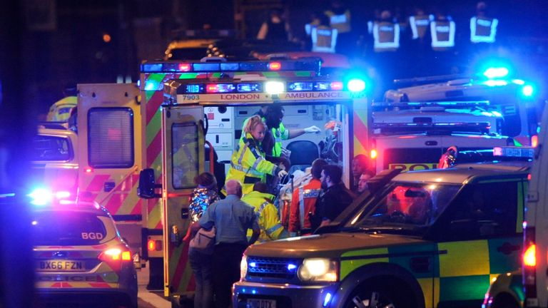 Chaos and confusion' hindered ambulance response to London
