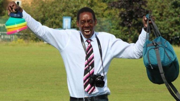 Ken Macharia has also been the club photographer