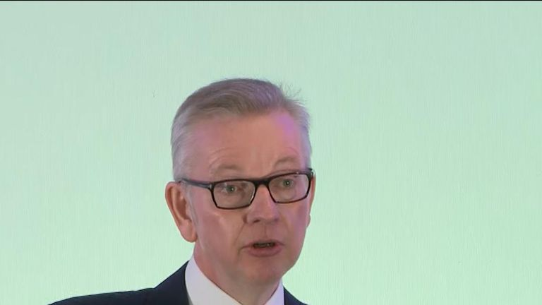 Michael Gove responds to revelations about his cocaine use