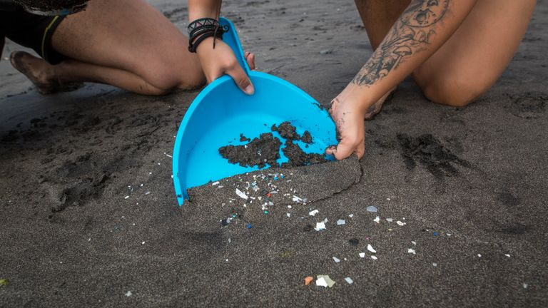 Research on the effects of microplastics in the environment are still in their early stages