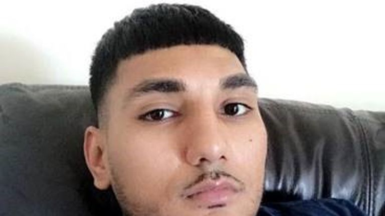 Mohammed Shah Subhani has not been seen since 7 May. Pic: Met Police