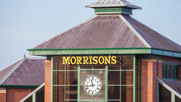 Morrisons packaging was found to be the least recyclable