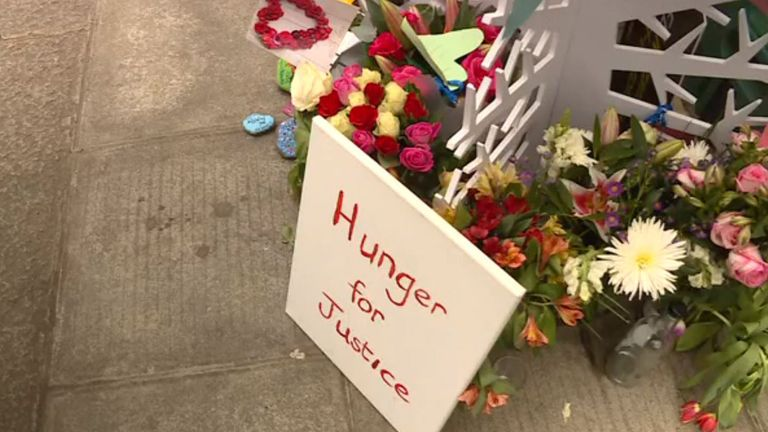 Richard Ratcliffe and his wife Nazanin are both on hunger strike