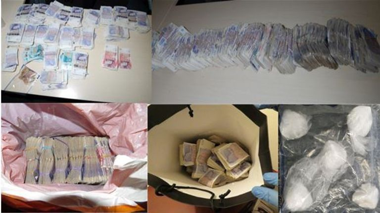 Drug traffickers convicted after laundering millions through sham companies