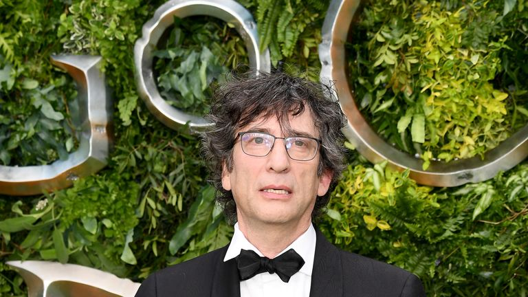 Writer Neil Gaiman mocked the petition on Twitter