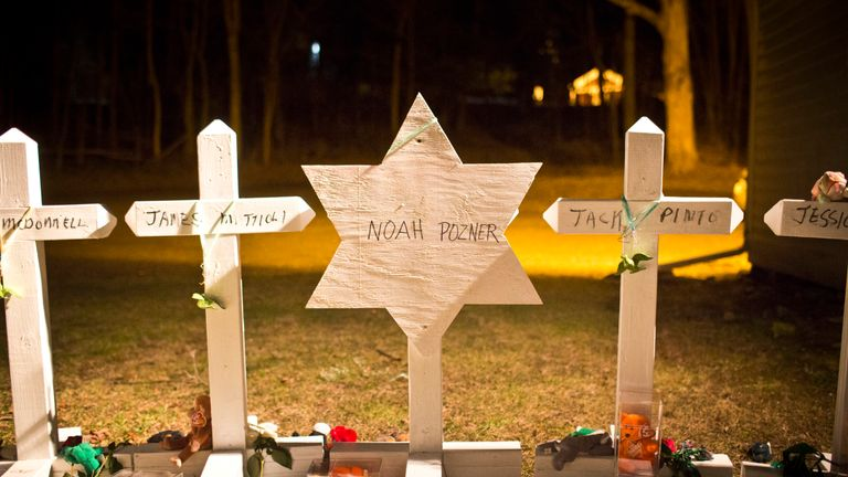 Father wins case against authors of 'Nobody Died at Sandy Hook'