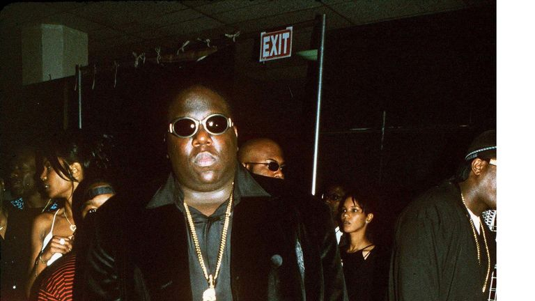 Notorious BIG, Christopher Wallace