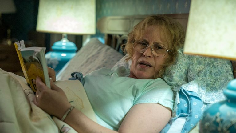 Patricia Arquette as Tilly in Escape at Dannemora (Episode 4). -Photo: Chris Saunders/SHOWTIME -Photo ID: DANNEMORA_104_1186