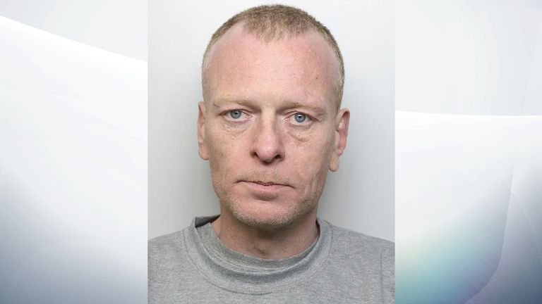 Paul Crossley, 47, has been jailed for life and will serve at least 12 years