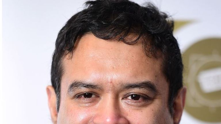 Paul Sinha  has vowed to fight the disease
