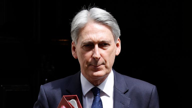 Philip Hammond's Mansion Speech was almost certainly likely his last such speech