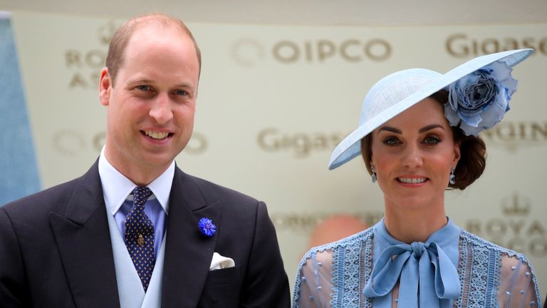 The Duke and Duchess of Cambridge will travel to Pakistan in the Autumn