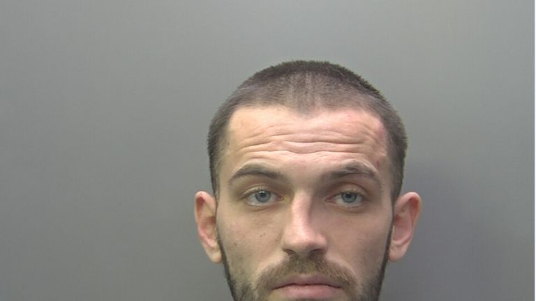 Robert McWhir has been jailed for life. Pic: Cambridgeshire Police