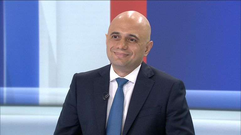 Sajid Javid lays out his plans for education if he becomes Conservative leader