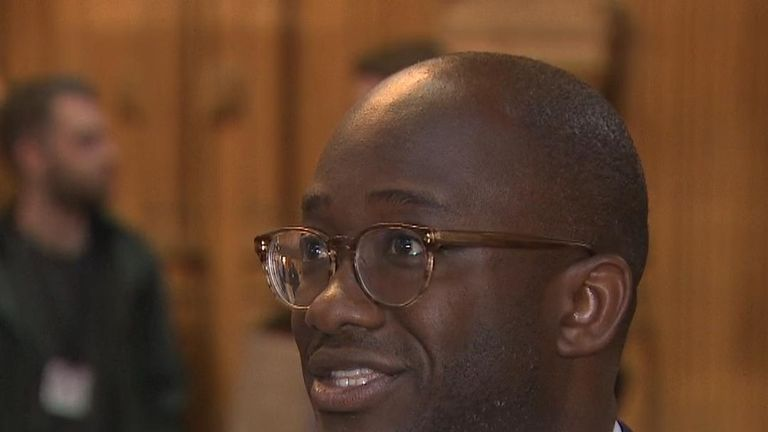 Sam Gyimah explains why he withdrew from the Tory Party leadership race