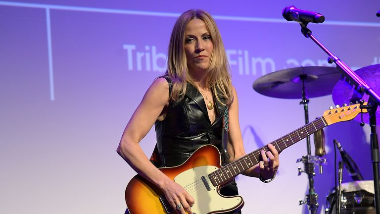 Sheryl Crow: All my original music tapes destroyed in 'apocalyptic' Universal Studios fire