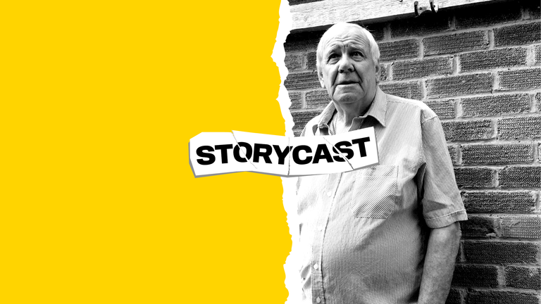 Storycast new header