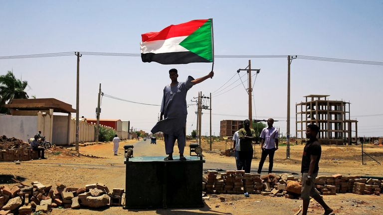 The Sudanese opposition has vowed to continue protesting for civilian rule