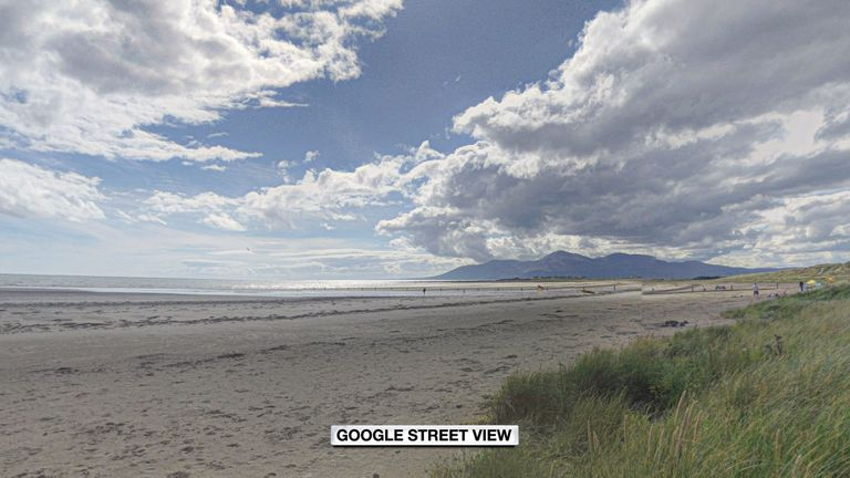 "Darren O'Neill was critically injured after a ""one-punch"" incident on Tyrella beach"