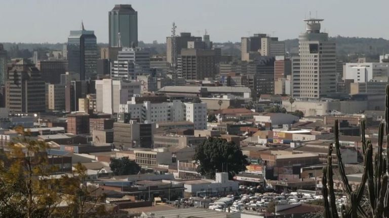 Public services in Zimbabwe have virtually collapsed