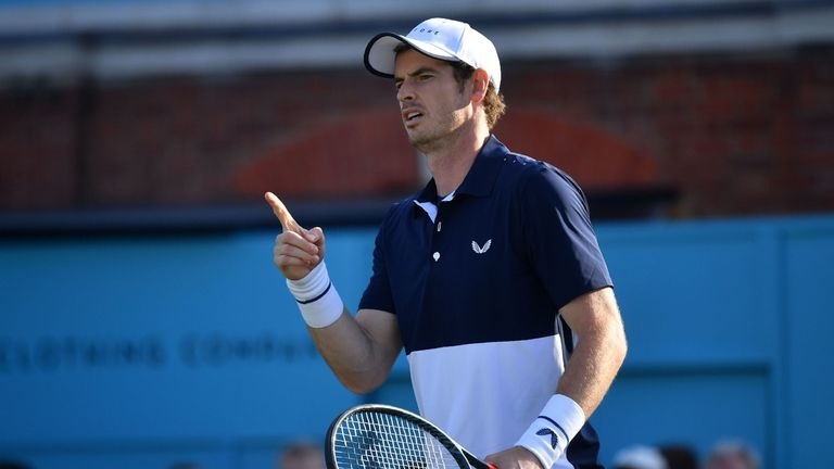 The Baseline Player of the Week: Andy Murray