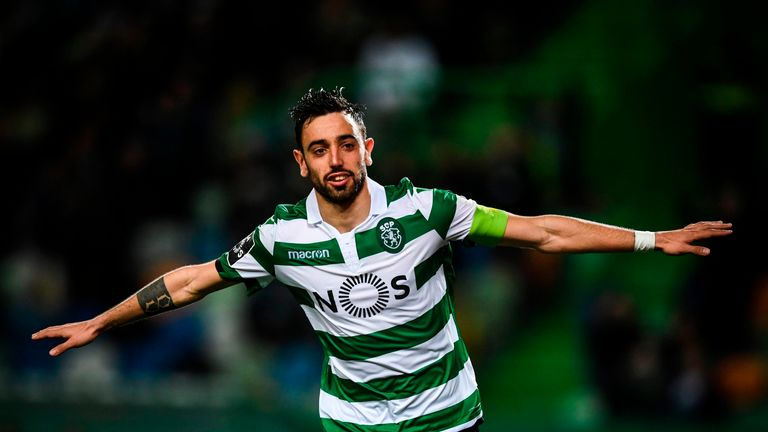 bruno fernandes - photo #18