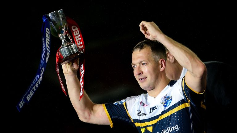 Leeds legend Danny McGuire on his emotional final game at Headingley   Rugby League News  
