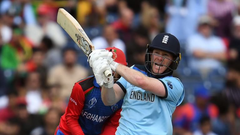 Eoin Morgan believes it's only natural to lose games in the Cricket World Cup group stages after England's loss to Sri Lanka