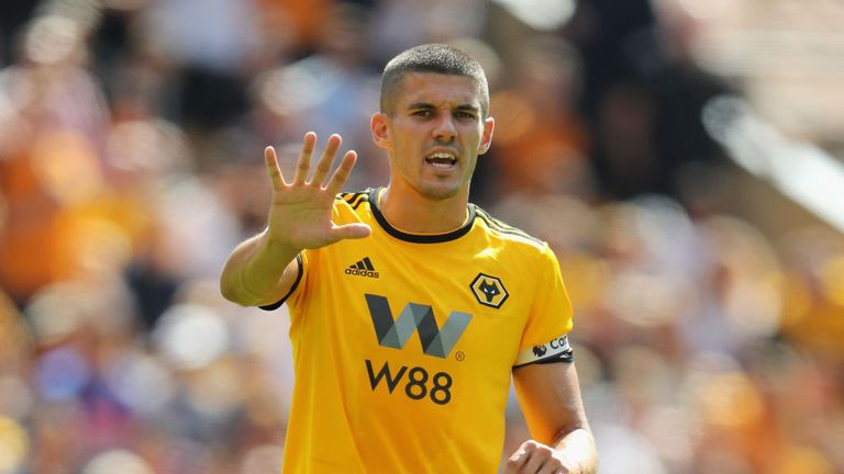 Wolves captain Conor Coady reveals who the hardest striker to mark in the Premier League is in the latest edition of Twitter Talk.