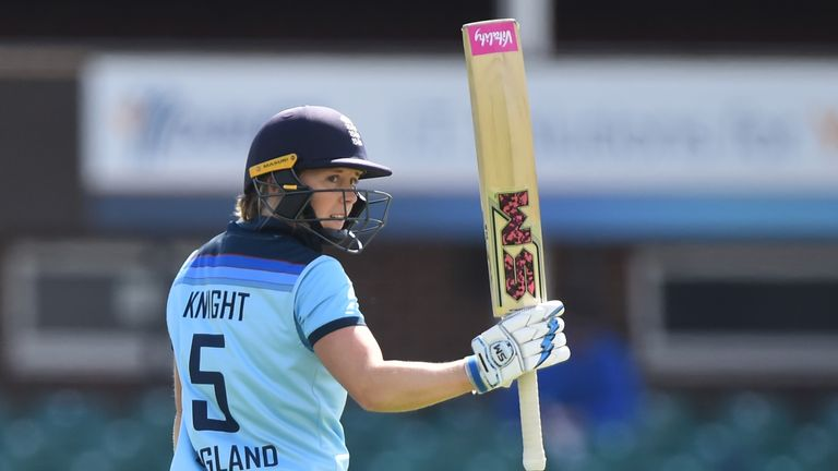 England Women captain Heather Knight says her side are excited and desperate to win back the Ashes having drawn the previous series in 2017, meaning that Australia retained the trophy.