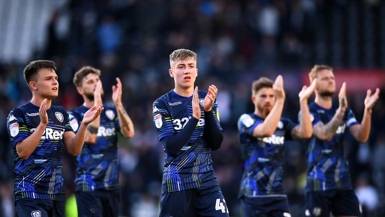 We take a look at some of Jack Clarke's most impressive moments for Leeds last season.