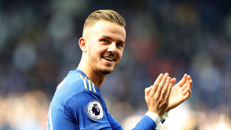 Leicester could sell James Maddison 'if bumper offer comes in'