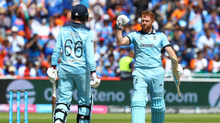 England earned a crucial 31-run win over India to keep their World Cup hopes alive