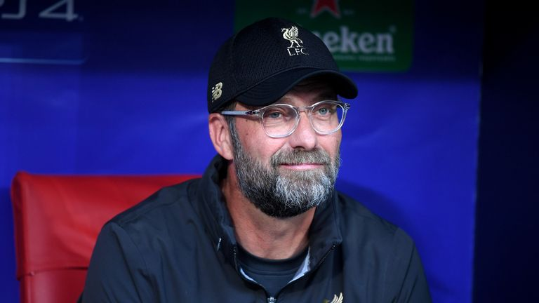 Klopp: Player's future is with Liverpool