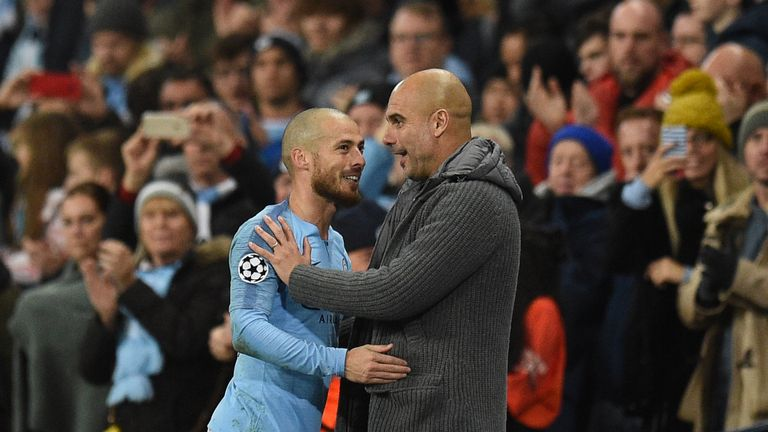 Pep: Silva a European great