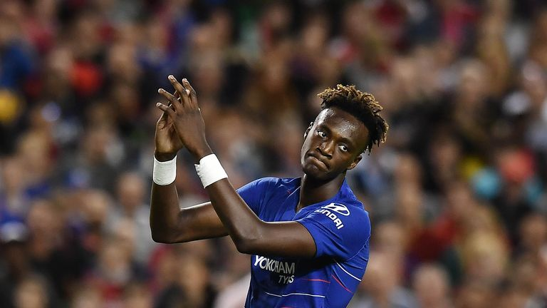 Tammy Abraham is hoping to get a chance to prove himself at Chelsea next season after a successful loan spell at Aston Villa last season