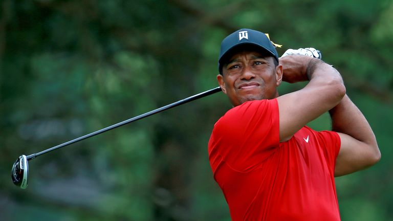 Tiger Woods believes he can take plenty of positives from an impressive final round at the Memorial Tournament