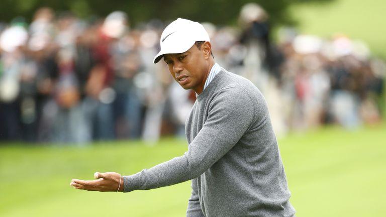 Tiger Woods US Open third round