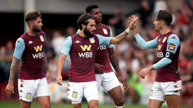 Aston Villa spent £144.5m in the summer window as they had an