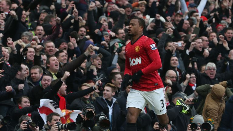 Patrice Evra tells Soccer AM the bitter circumstances behind his departure from Manchester United in 2014.